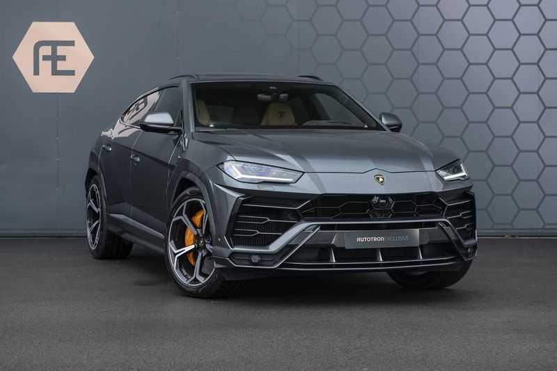 Lamborghini Urus 4.0 V8 Full Adas Package, Annima, Panorama, B&O 3D, ACC, Keramische Remmen, Seat Pack: Massage, Koeling, Verwarming, Stuurwielverwarming, Nachtzicht ass, Head-up, Homelink, afbeelding 6