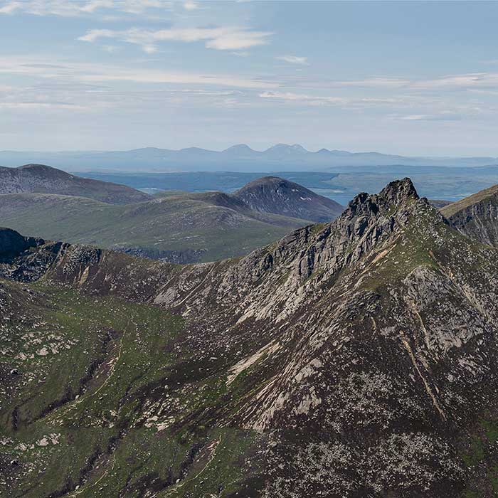 Stephen Brown Photography: Goatfell, Isle of Arran, Scotland