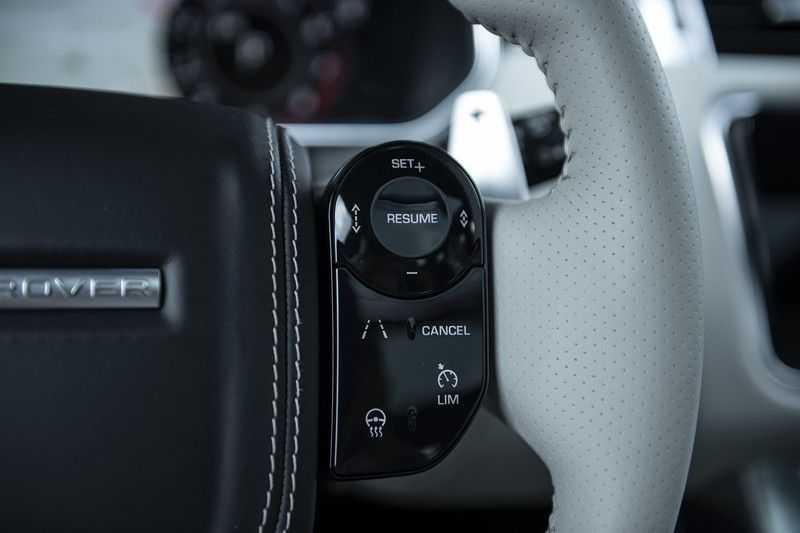 "Land Rover Range Rover Sport P575 SVR Carbon SVR motorkap + Drive Pro Pack + Panoramadak + 22"" + Stoelkoeling + Head-Up + Stuurwielverwarming + Carbon interieur afbeelding 22"