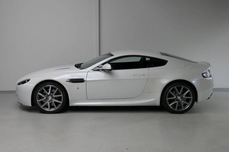 Aston Martin V8 Vantage 4.7 V8 Sportshift Carbon sportstoelen afbeelding 8