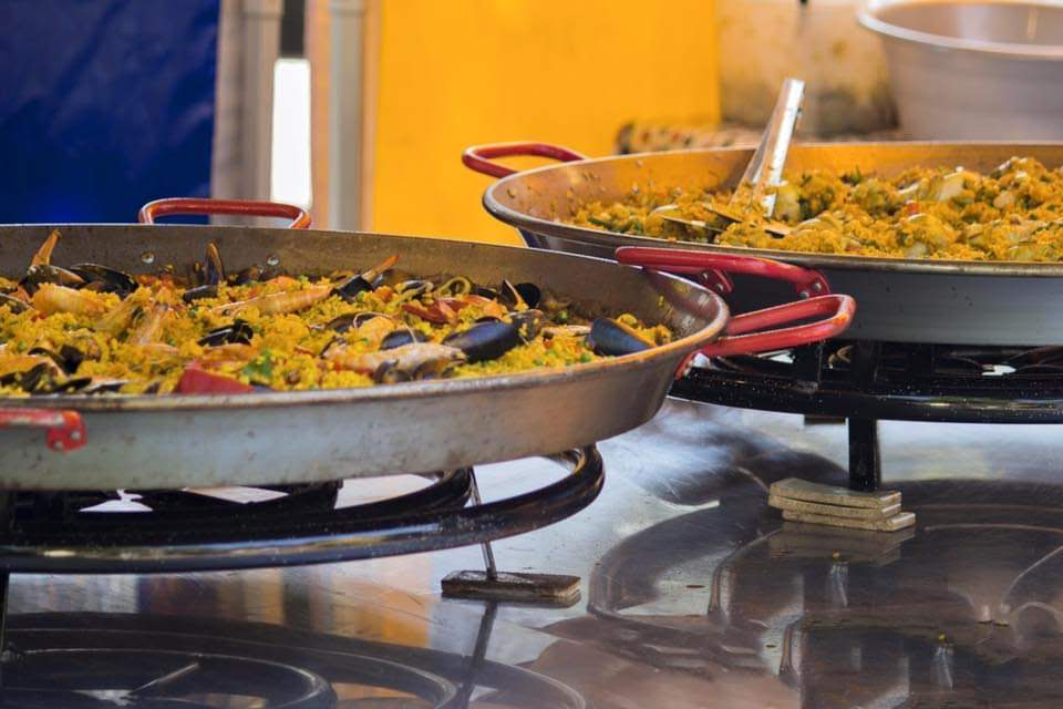 Curso de cocina para turistas