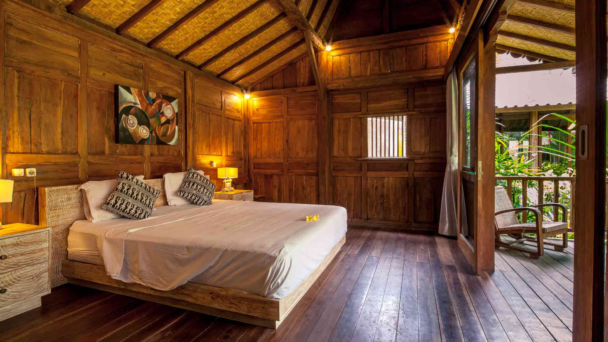 Gladak room at Eat Sleep Skate Bali