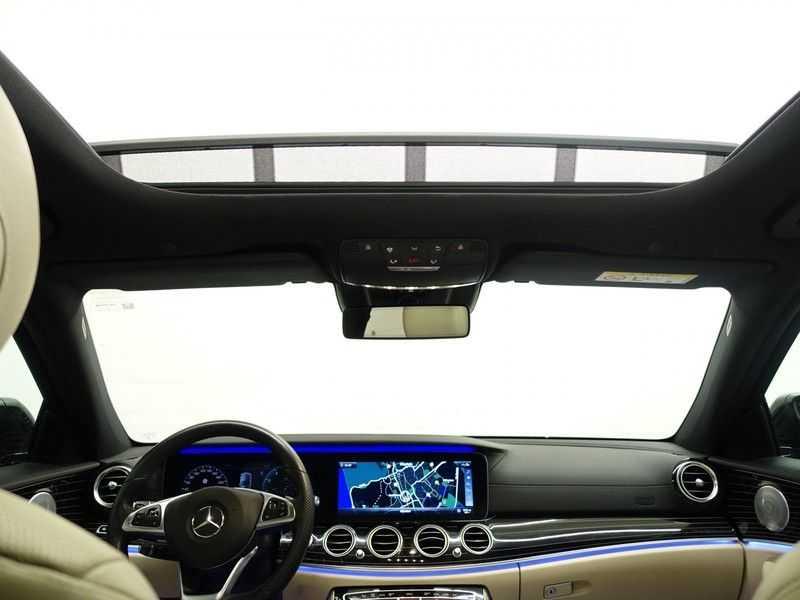 Mercedes-Benz E-Klasse 43 AMG 4Matic Prestige 402pk Aut- Pano, Burmester, Head-up, 360 Camera afbeelding 8