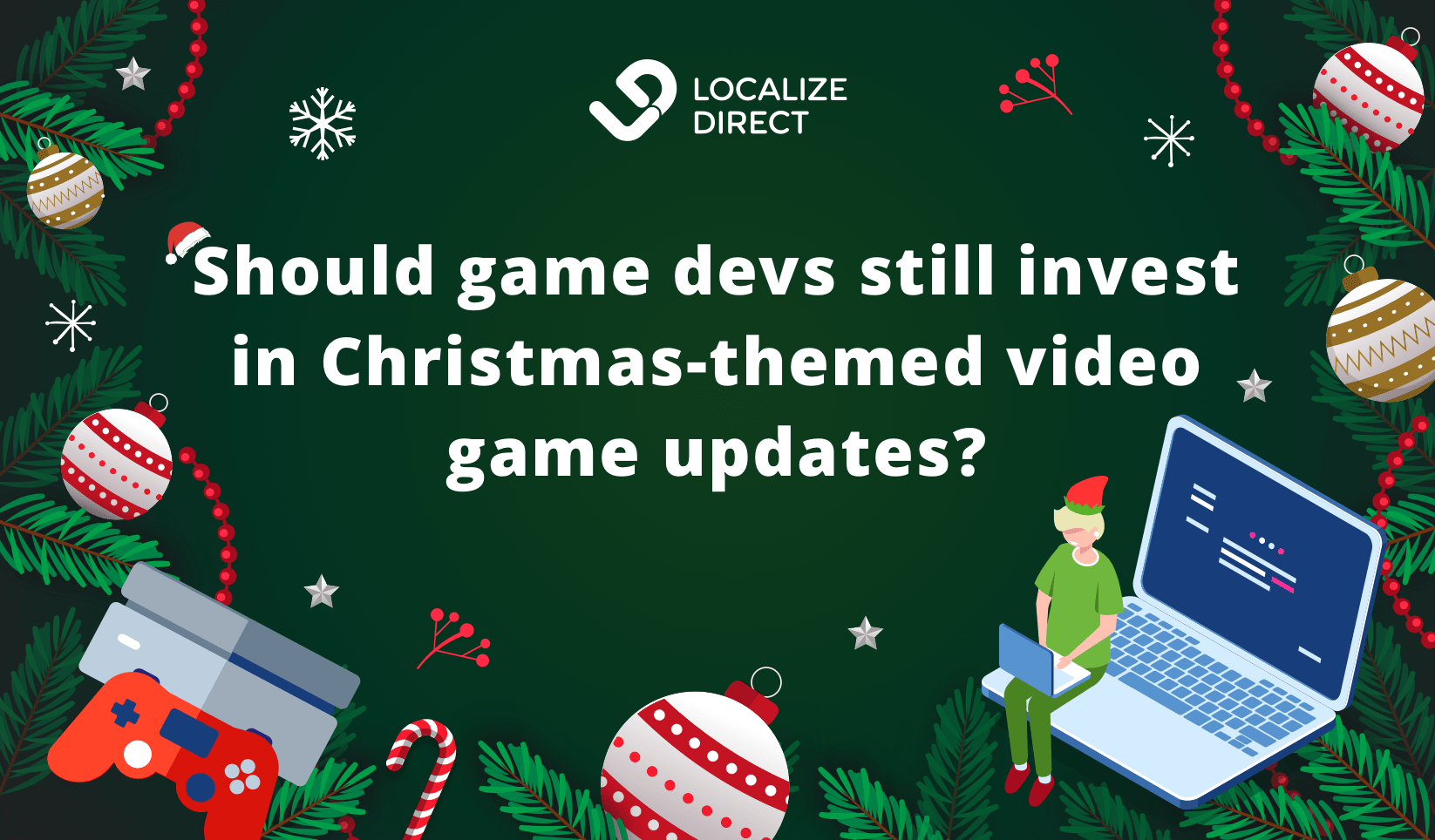 Should Game Devs Still Invest In Christmas-Themed Video Game Updates?