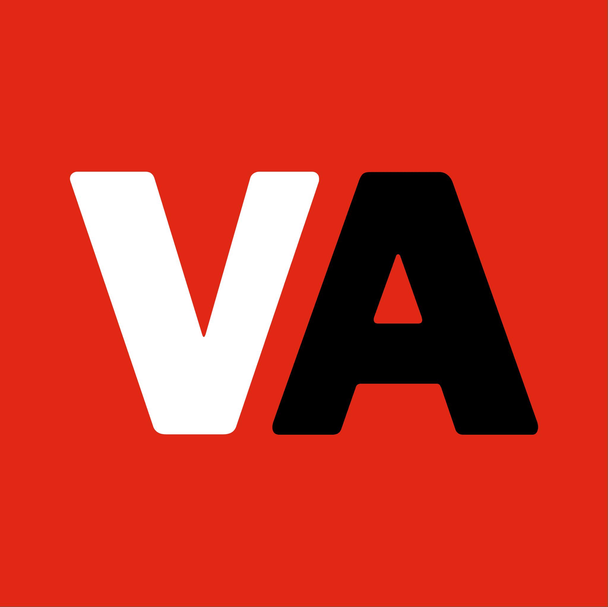 VoteAmerica logo, icon
