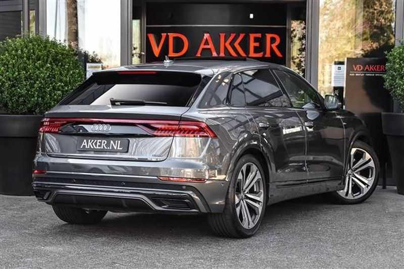 Audi Q8 50 TDI NP € 174K, S-LINE+PANO.DAK+MASSAGE+22INCH+B&O afbeelding 16