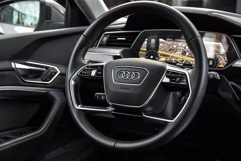 Audi e-tron 55 QUATTRO ADVANCED MASSAGE+PANO.DAK NP.126K afbeelding 24