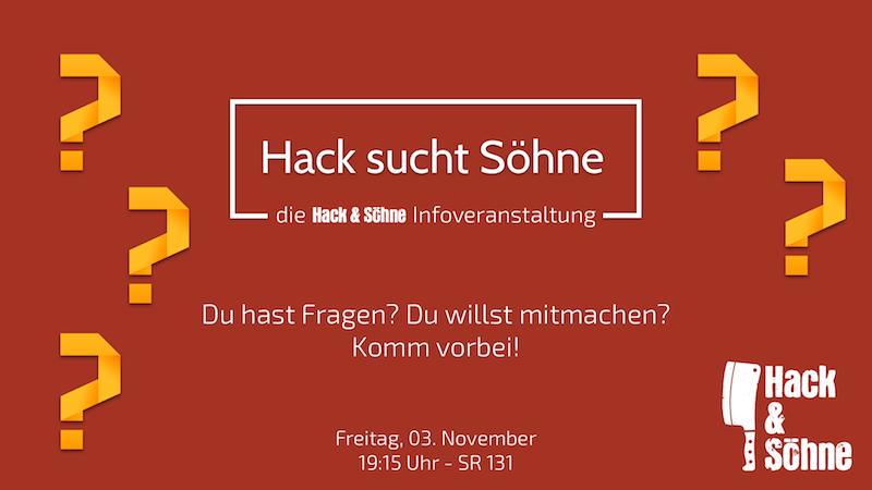 Hack Sucht Söhne