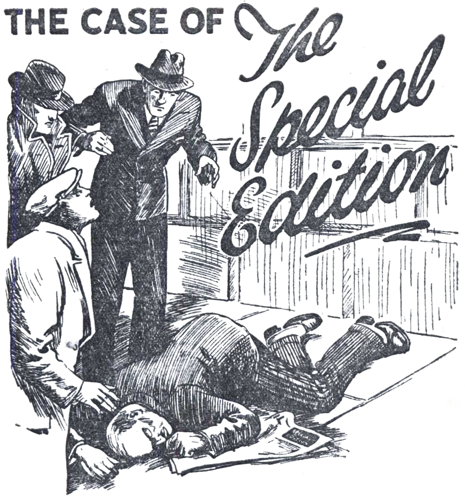 The Case of the Special Edition by