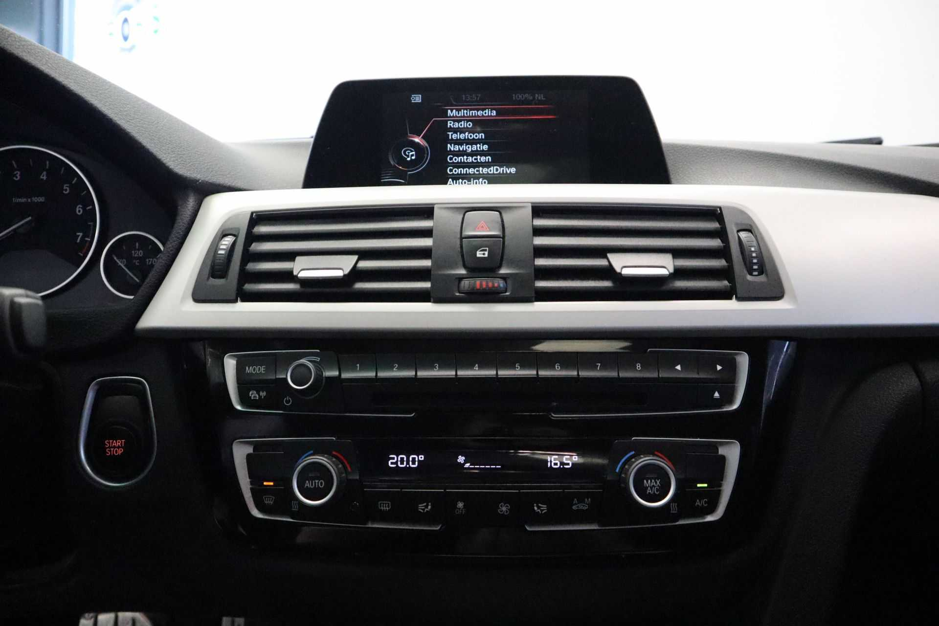 """BMW 3 Serie 330e M Sport Full Led Navigatie Clima Cruise 18""""LM afbeelding 20"""