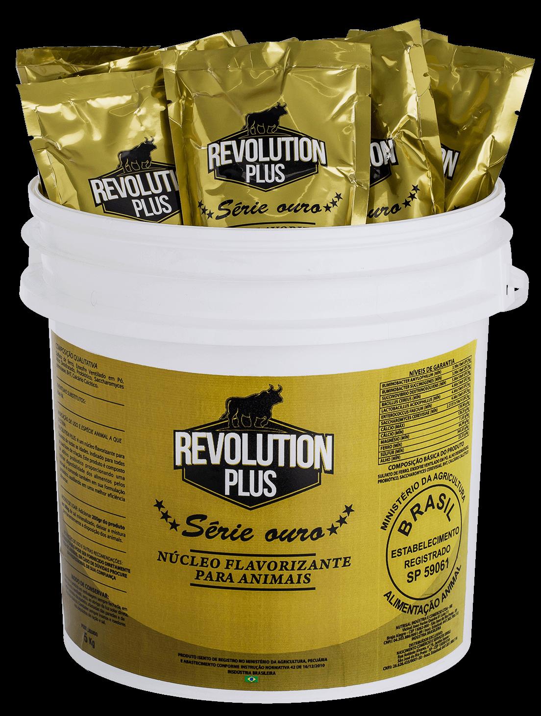 Produto Revolution Plus - Série Ouro
