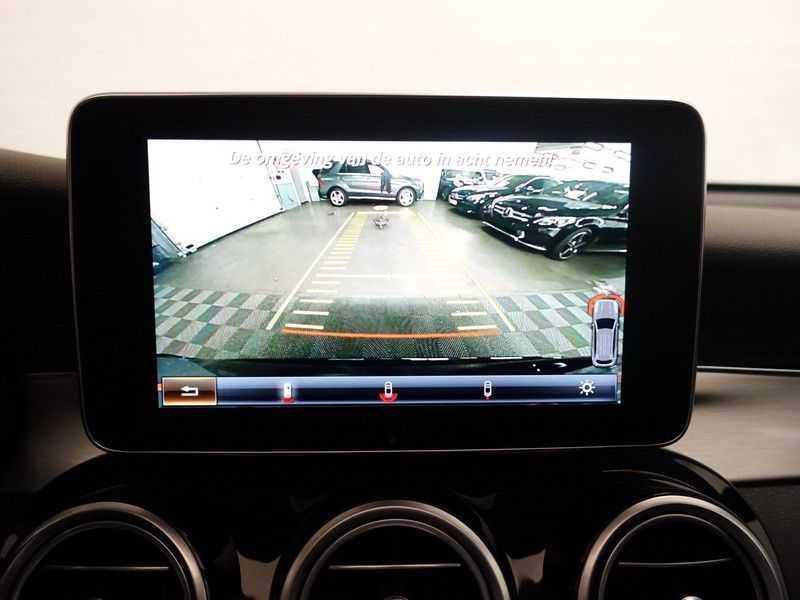 Mercedes-Benz GLC 250D 4MATIC 204pk 9G-Tronic AMG Edition- Panodak, Leer, Navi, Camera afbeelding 3