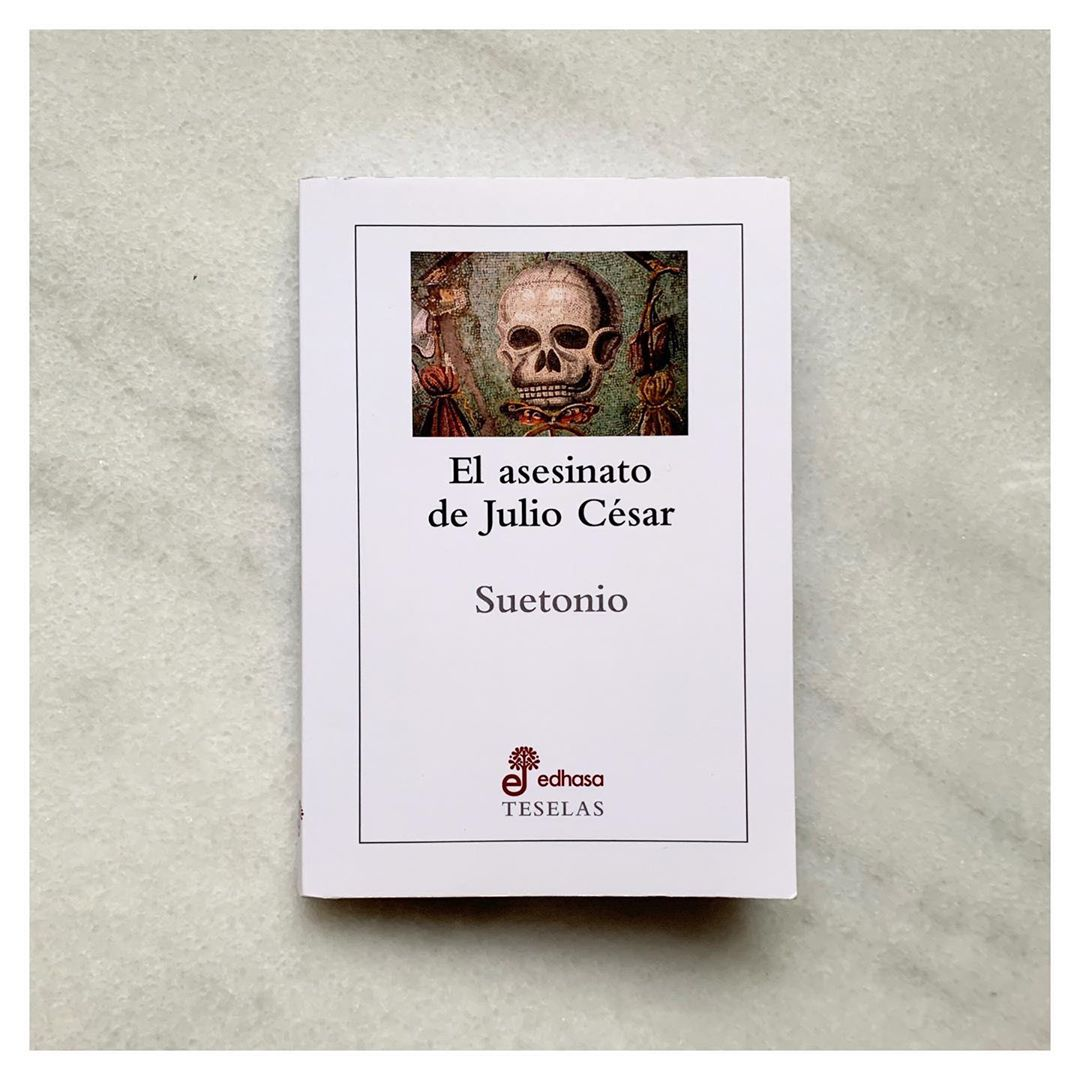 """Imagen de Reseña de """"El asesinato de Julio César"""", de Suetonio"""