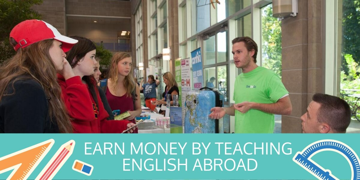 Want to Teach English Abroad? How Much Money Will You Make?