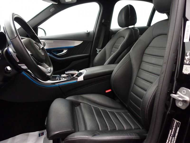 Mercedes-Benz C-Klasse 43 AMG 4M Black Series 368pk Autom- Schuifdak, Burmester, Leer, MBUX, Camera, Full! afbeelding 8