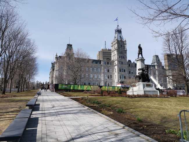 parlement du Québec