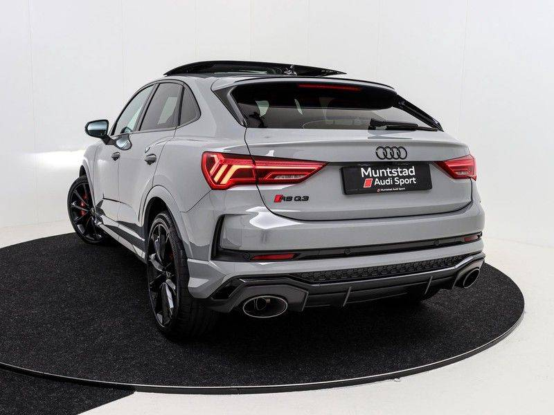Audi Q3 Sportback TFSI RS 400 pk Pano.Dak   360 Camera   Carbon   Adapt. Cruise   Alcantara Sportstuur   Garantie tot 2026*   afbeelding 17