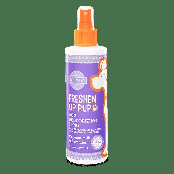 Coconut Milk & Lavender Freshen Up Pup Dog Deodorizing Spray