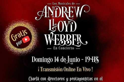 Andrew Lloyd Webber's Musicals in Concert