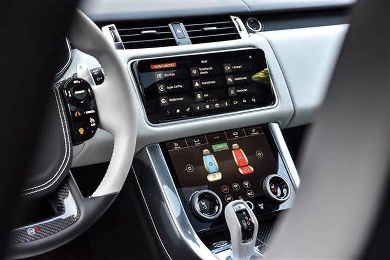 Land Rover Range Rover Sport 5.0 SVR CARBON+HEADUP+ACC+TR.HAAK NP.265K afbeelding 25