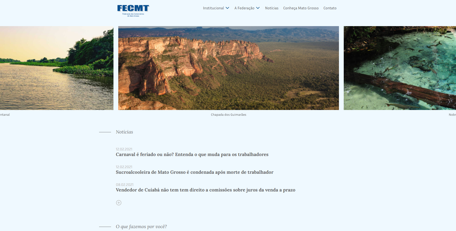 fecmt homepage