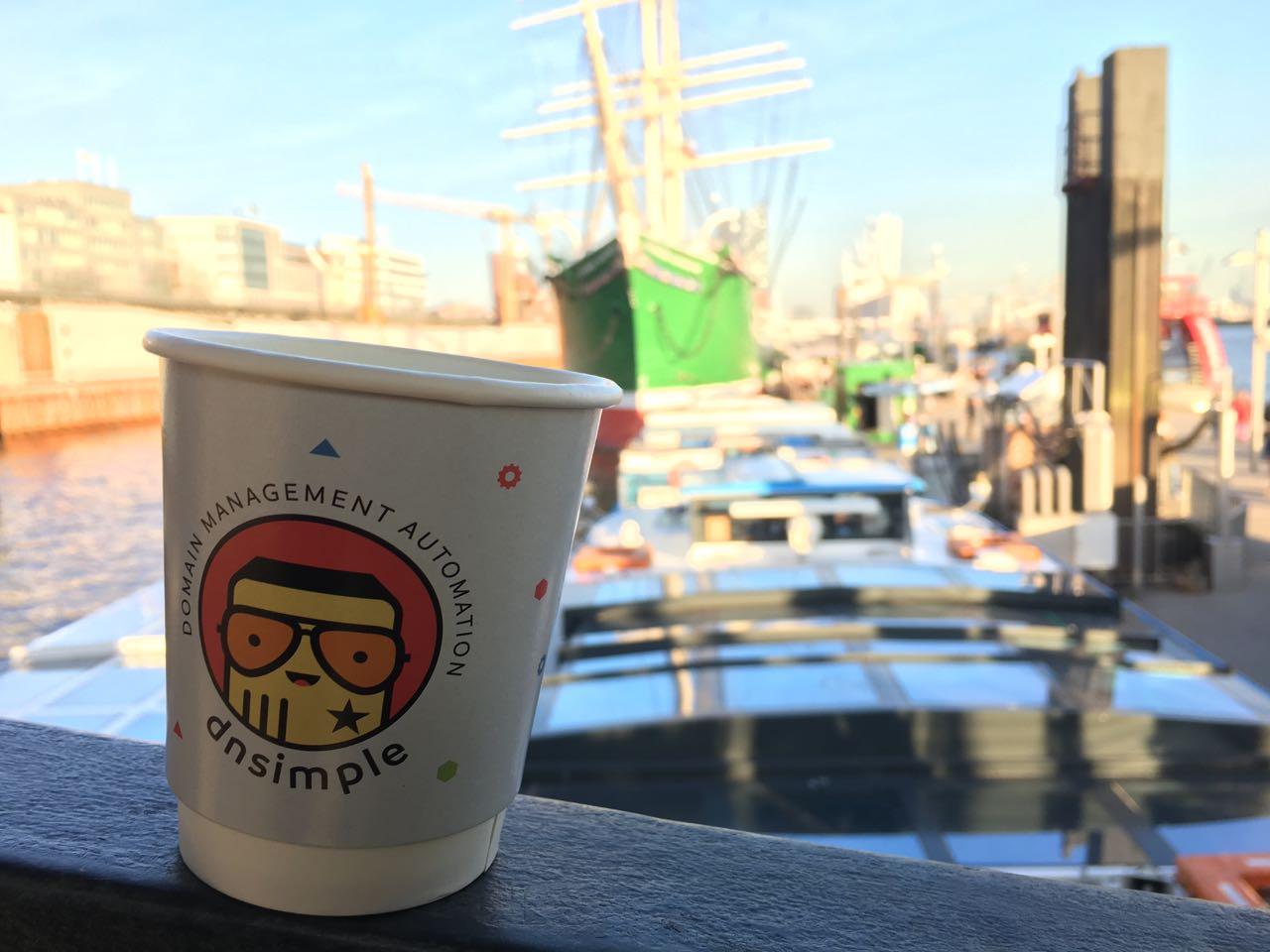 Photo of cup touring Hamburg