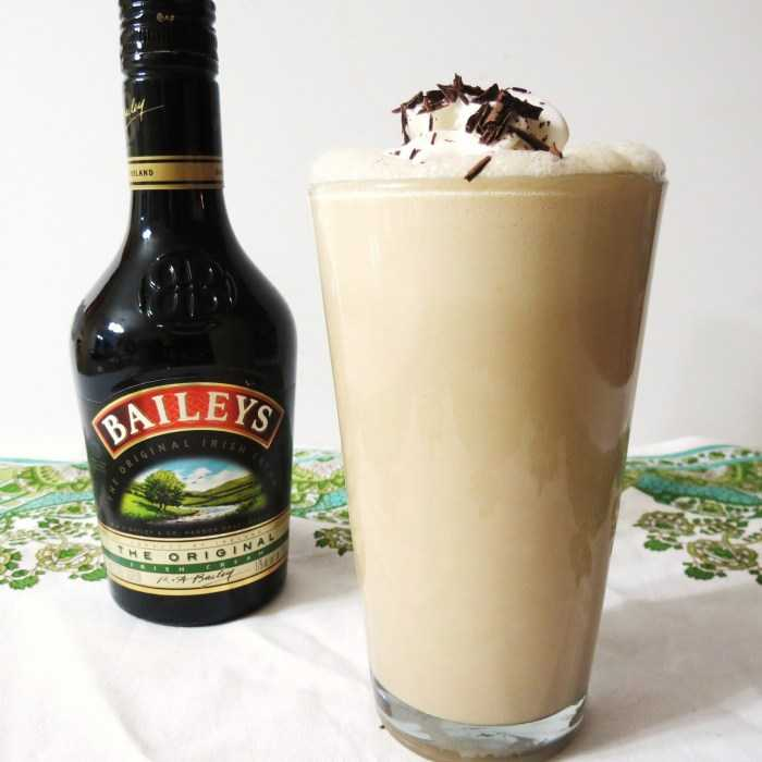 Bailey's Dream Shake Cocktail