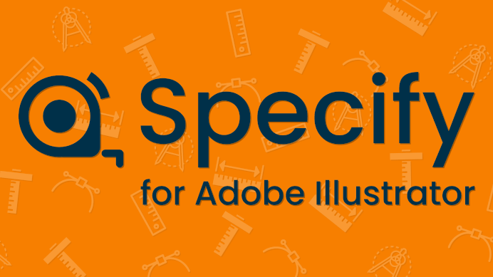 Specify dimensions for Adobe Illustrator designs and add measurements with a Creative Cloud extension