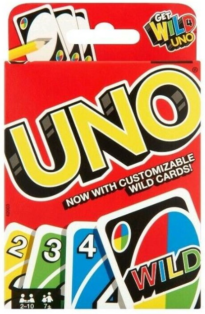 Uno (Customizable Wild Cards)