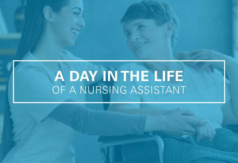 What's It Like to be a Nursing Assistant?