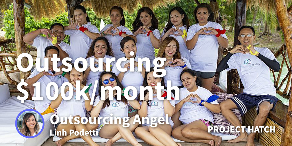 Oursourcing angel linh podetti
