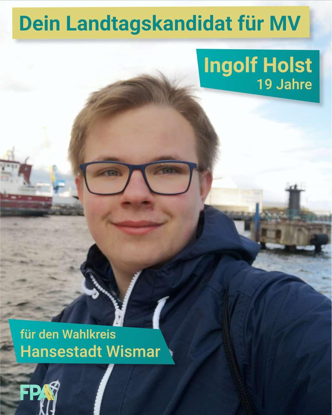 Ingolf Holst