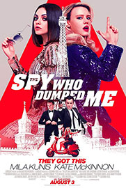 The Spy Who Dumped Me (2018)