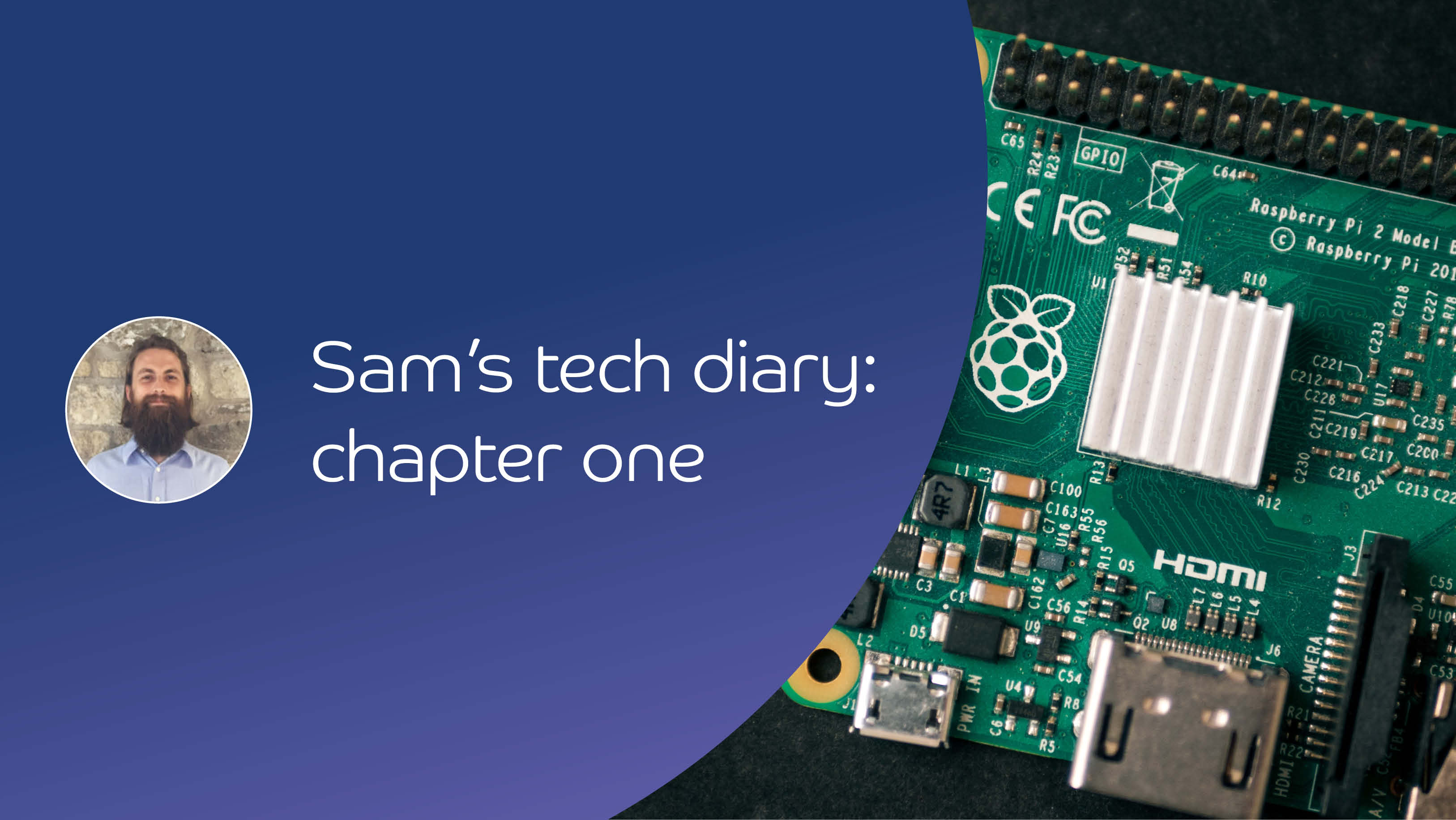 Forget Alexa, bring me Brian Blessed! Sam's tech diary