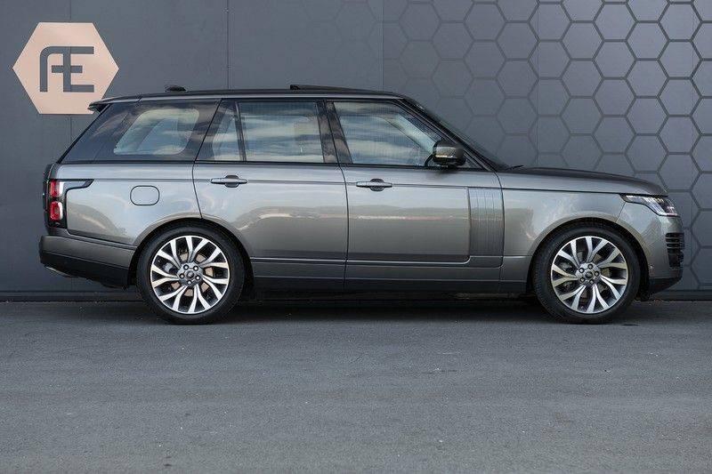 Land Rover Range Rover 3.0 TDV6 Autobiography Verwarmde Gekoelde en Massage Stoelen + Trekhaak + Adaptive Cruise Control + Head Up Display + 360 Camera afbeelding 5