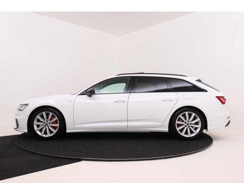 Audi A6 Avant 55 TFSI e 367 pk quattro Competition   Panoramadak   Assistentiepakket Tour/City   B&O   Comfortstoelen met massage/ventilatie   Keyless Entry   Verlengde fabrieksgarantie   afbeelding 6