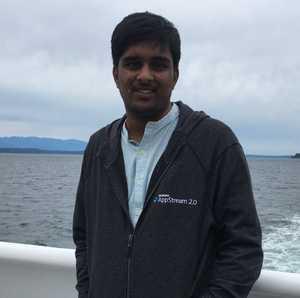 Abhinav Duvvuri's photo