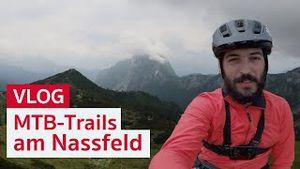 Das neue Bike wird eingeweiht - Trail-Session am Nassfeld  | Mountainbike VLOG