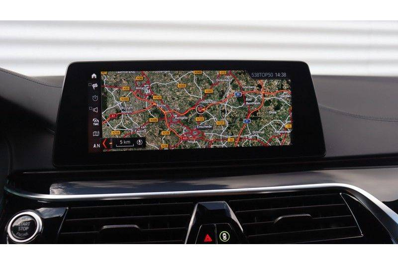 BMW 5 Serie Touring M550d xDrive High Executive Bowers & Wilkins, Head-Up Display, Soft-Close, Stoelventilatie afbeelding 18