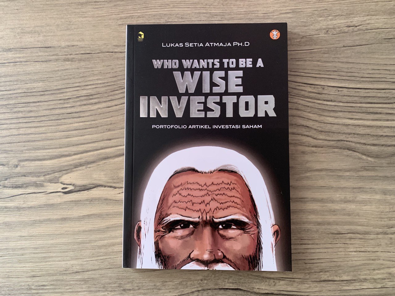 Buku Who Wants To Be A Wise Investor