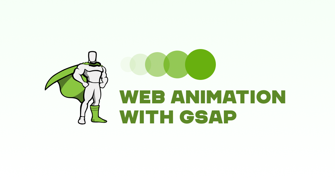 Web Animation With GSAP