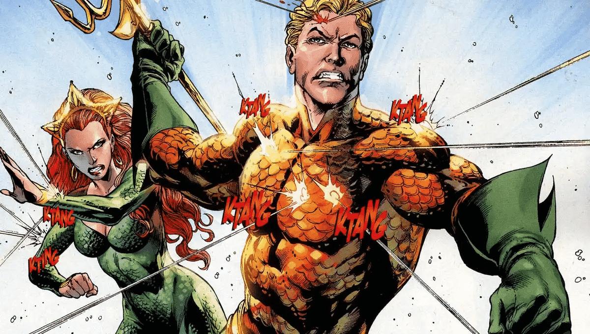 Aquaman de Geoff Johns
