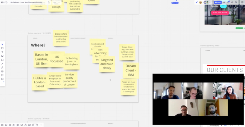 Lean App Strategy workshop