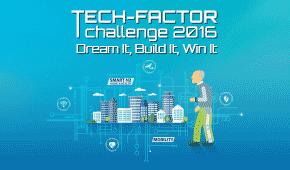 Tech Factor Challenge 2016