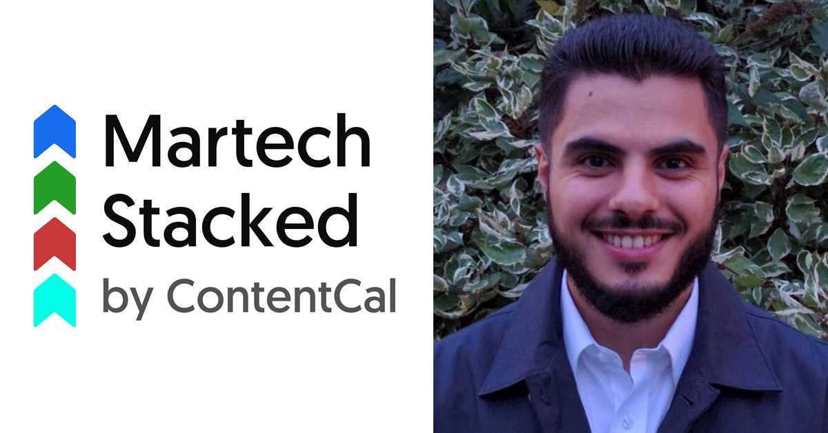Martech Stacked Episode 27: The Easy Way to Record and Share Videos - with Kaya Ismail image
