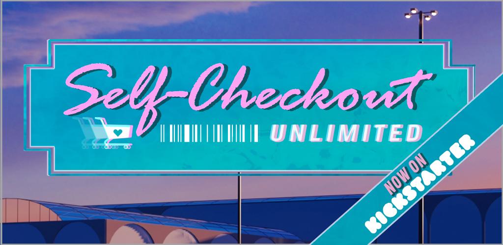 Self-Checkout Unlimited key visual