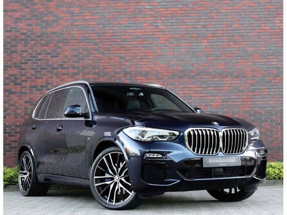 BMW X5 30d X-Drive *Pano*360Camera*HUD*Trekhaak*