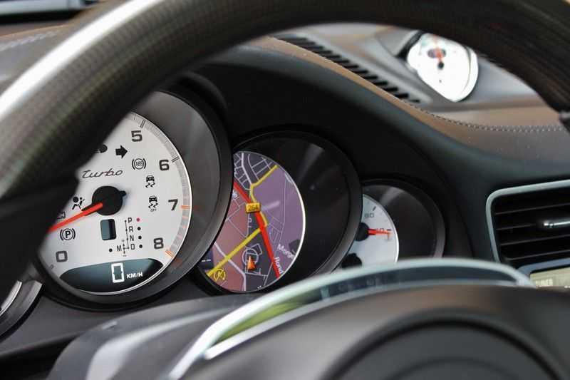 Porsche 911 3.8 Turbo 520pk PDK **E.dak/PCM/Carbon/Bose** afbeelding 4