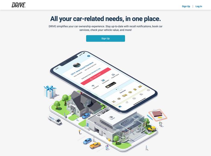 Drive Homepage
