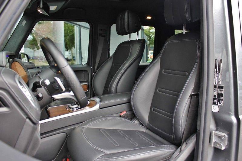Mercedes-Benz G-Klasse 500 4.0 V8 422pk **360/Distronic/Schuifdak/Trekhaak/DAB** afbeelding 13